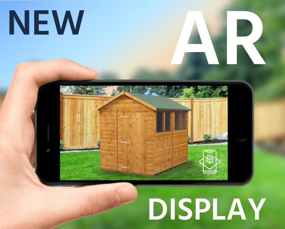 View Your Shed in AR+