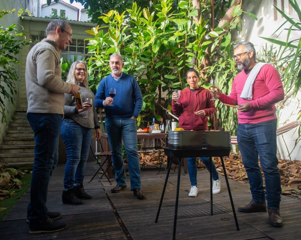 Garden Party with BBQ