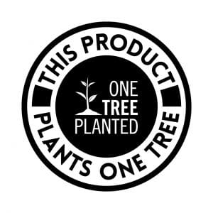 One Tree Planted Brand Supporting Logo